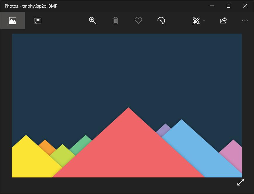 Python Pillow Show or Display Image using default GUI Program